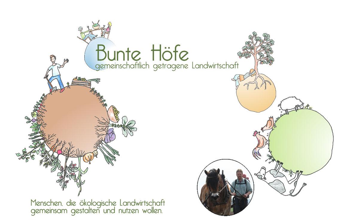 Solidarische Landwirtschaft Bunte Hoefe